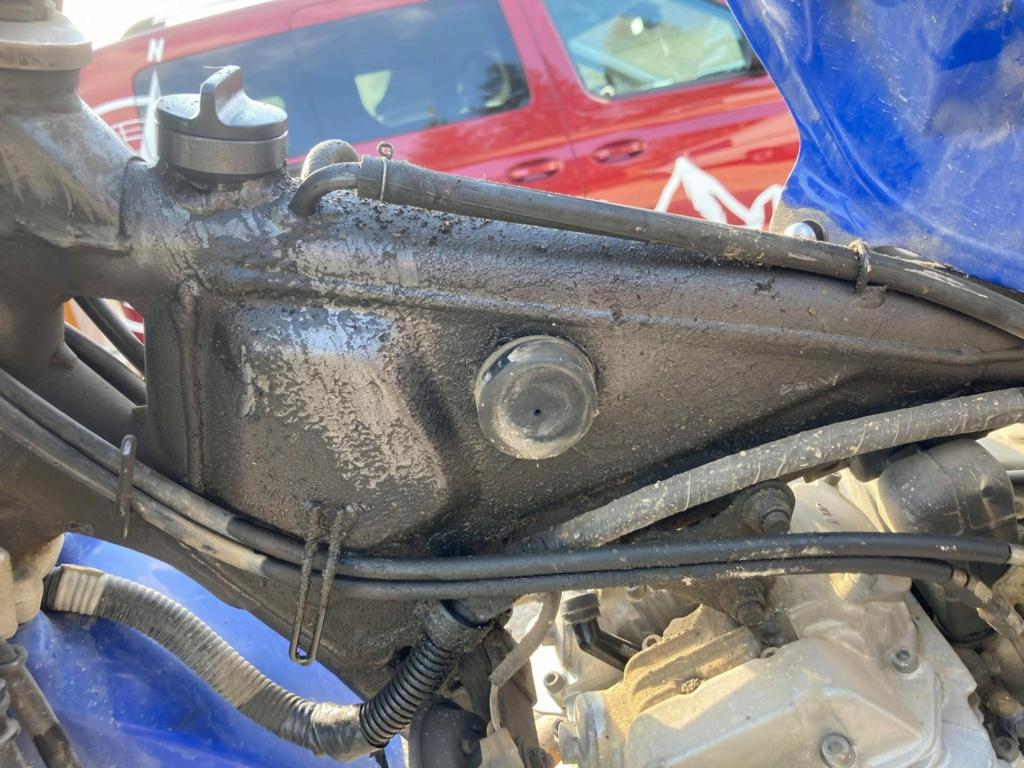Yamaha 600 XTE 1997 1211