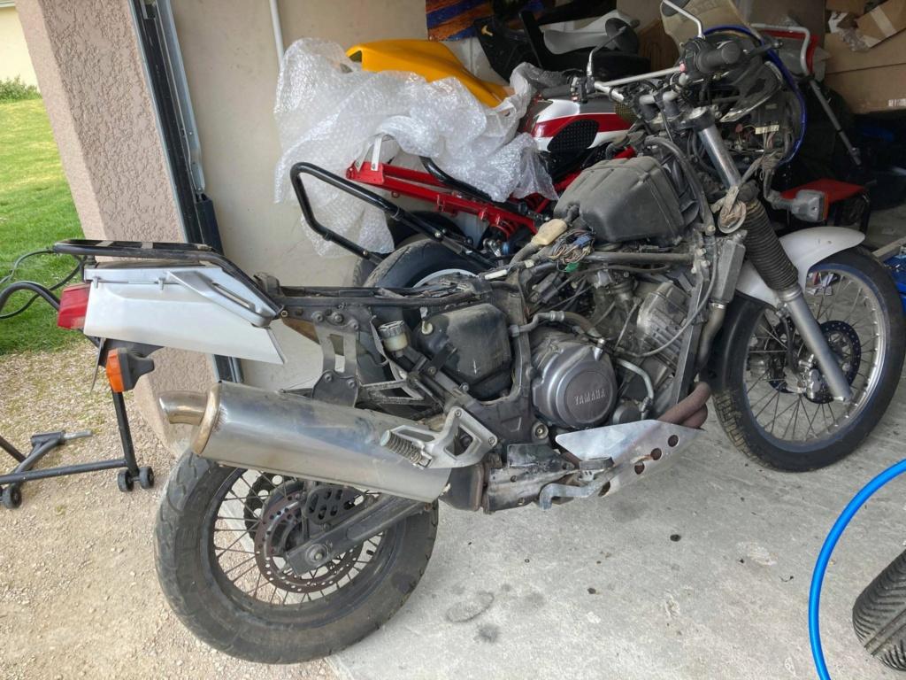 Yamaha 750 XTZ Super Ténéré de 1989 1310