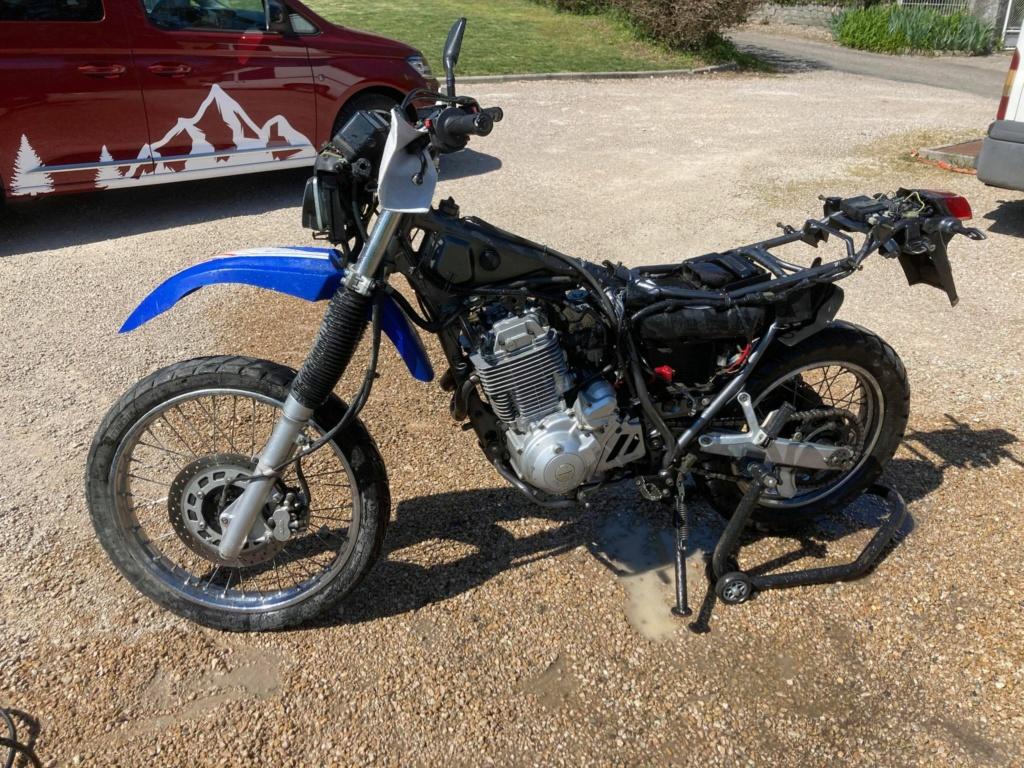 Yamaha 600 XTE 1997 1510