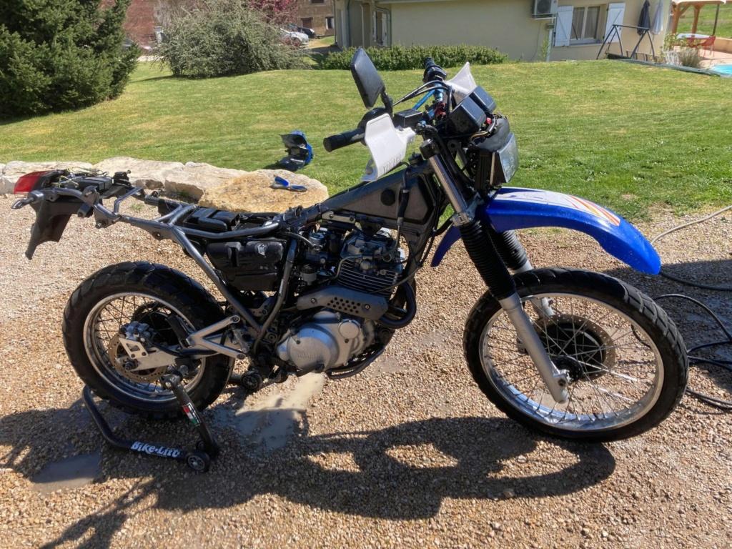 Yamaha 600 XTE 1997 1610