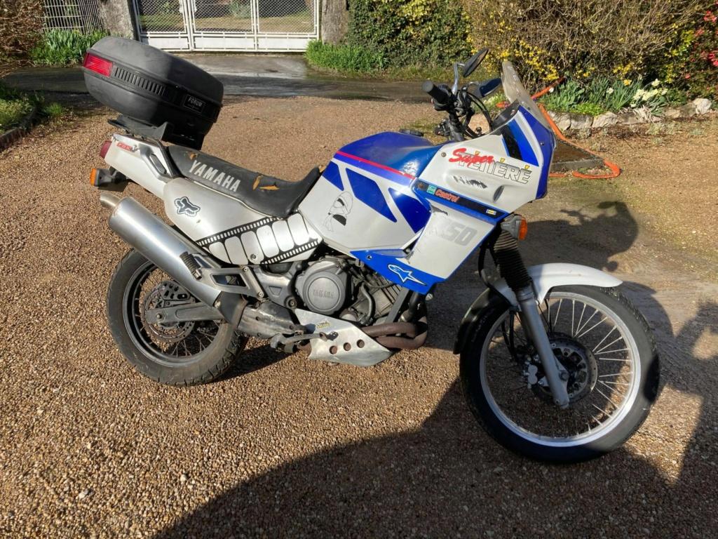 Yamaha 750 XTZ Super Ténéré de 1989 212