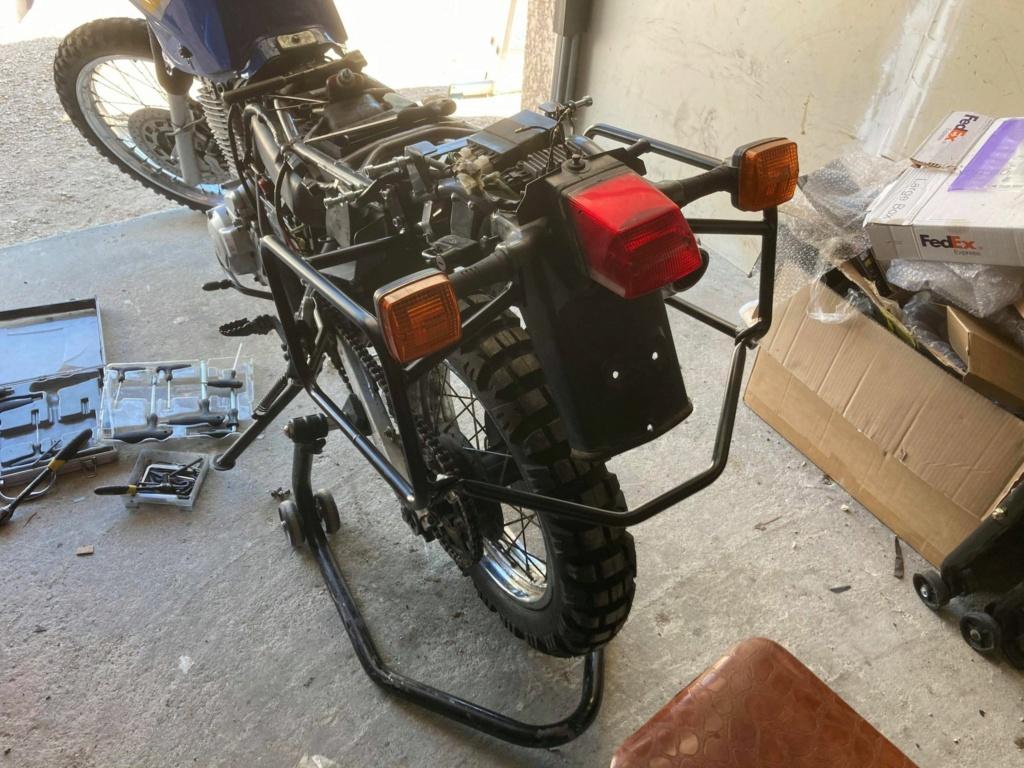 Yamaha 600 XTE 1997 220
