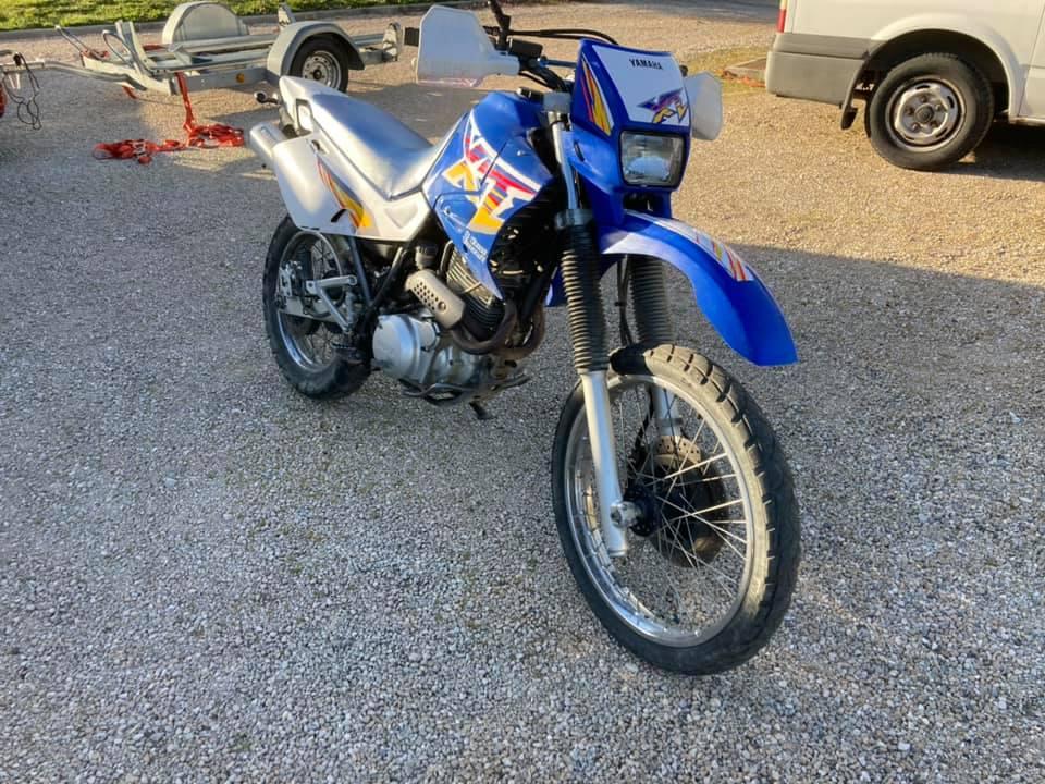 Yamaha 600 XTE 1997 512