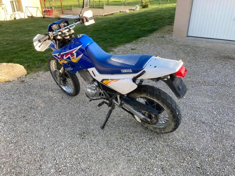Yamaha 600 XTE 1997 612
