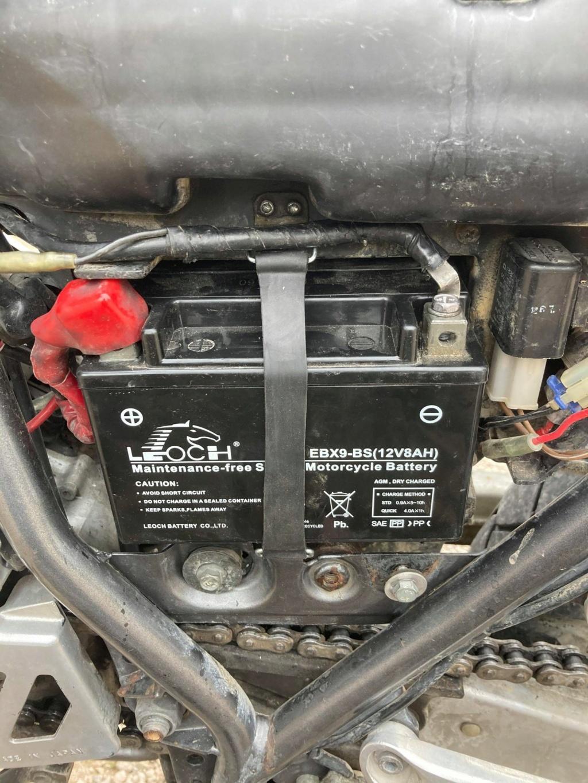Yamaha 600 XTE 1997 614