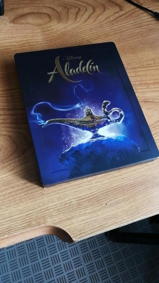 Aladdin [Disney - 2019] - Page 42 Snapch12