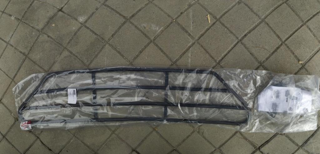 Vendo rejilla separadora maletero Pano_210