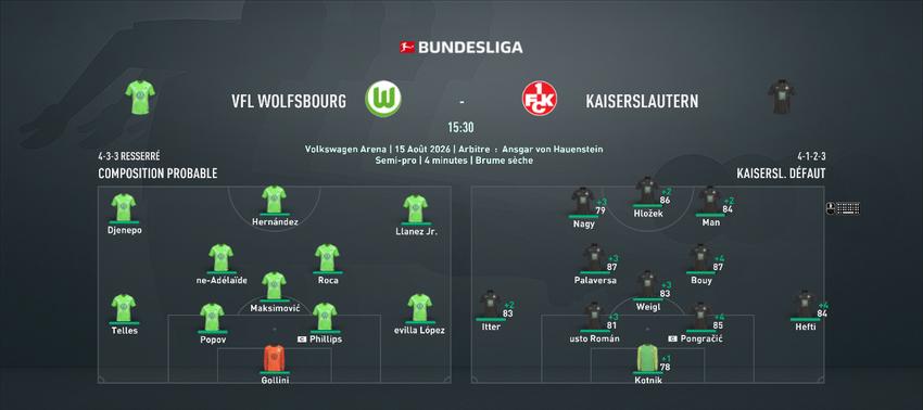 [FIFA 21 - 1.Fc Kaiserslautern] Hungarian Rhapsody  - Page 19 J110