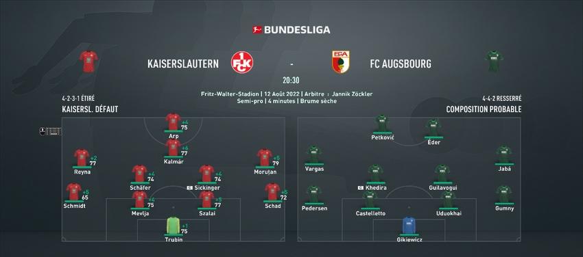 [FIFA 21 - 1.Fc Kaiserslautern] Hungarian Rhapsody  - Page 8 J113