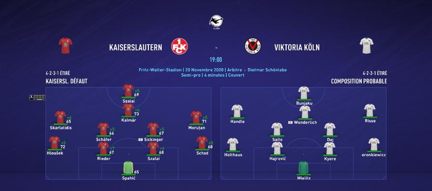 [FIFA 21 - 1.Fc Kaiserslautern] Hungarian Rhapsody  - Page 2 J1510