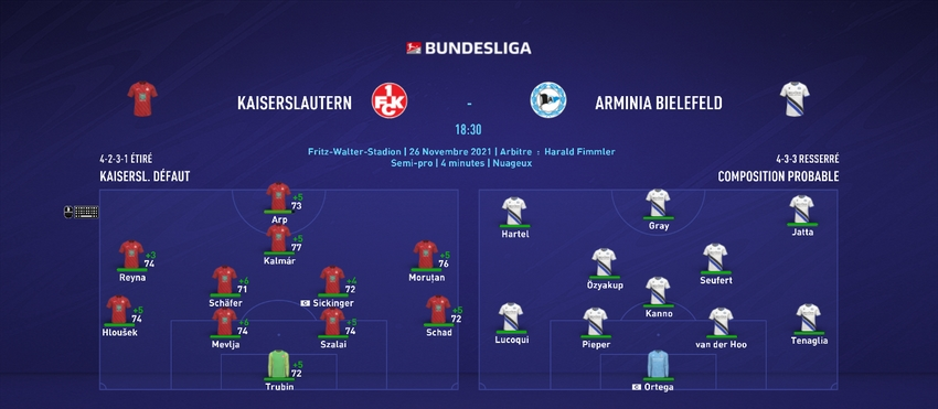 [FIFA 21 - 1.Fc Kaiserslautern] Hungarian Rhapsody  - Page 5 J1511