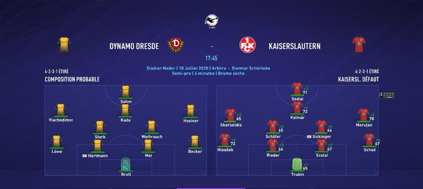 [FIFA 21 - 1.Fc Kaiserslautern] Hungarian Rhapsody  J1_85010