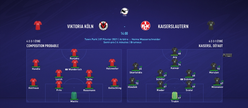 [FIFA 21 - 1.Fc Kaiserslautern] Hungarian Rhapsody  - Page 3 J2310