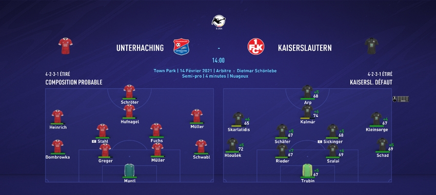 [FIFA 21 - 1.Fc Kaiserslautern] Hungarian Rhapsody  - Page 3 J2510