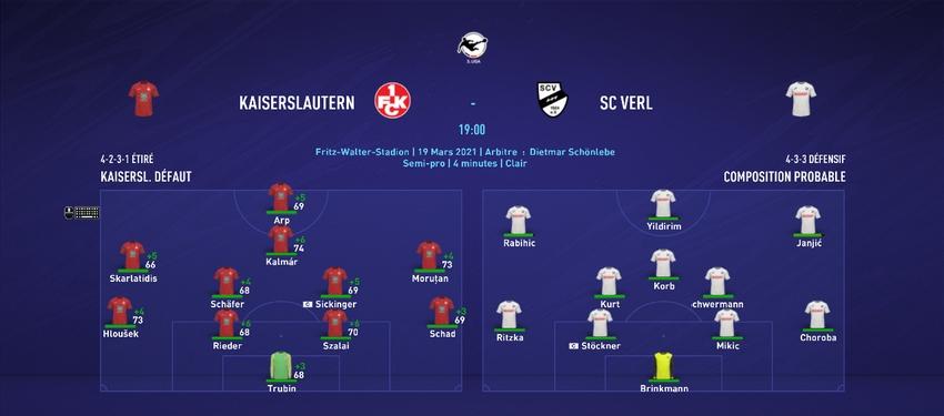 [FIFA 21 - 1.Fc Kaiserslautern] Hungarian Rhapsody  - Page 3 J3010