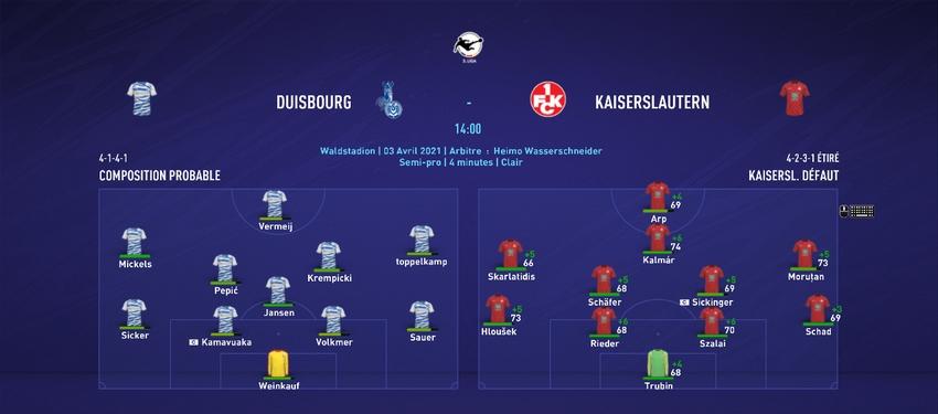 [FIFA 21 - 1.Fc Kaiserslautern] Hungarian Rhapsody  - Page 3 J3310