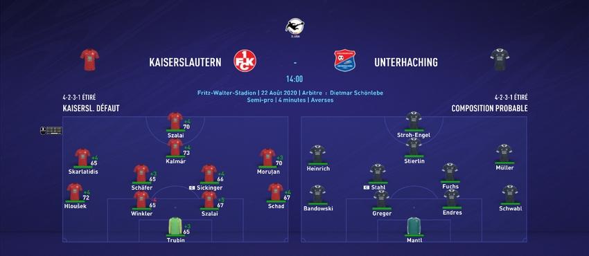 [FIFA 21 - 1.Fc Kaiserslautern] Hungarian Rhapsody  J510