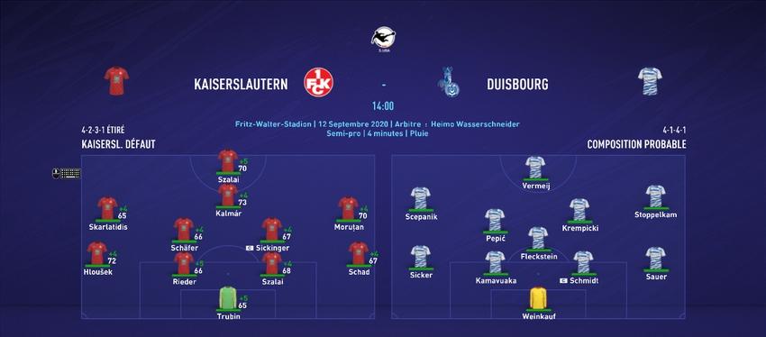 [FIFA 21 - 1.Fc Kaiserslautern] Hungarian Rhapsody  - Page 2 J712