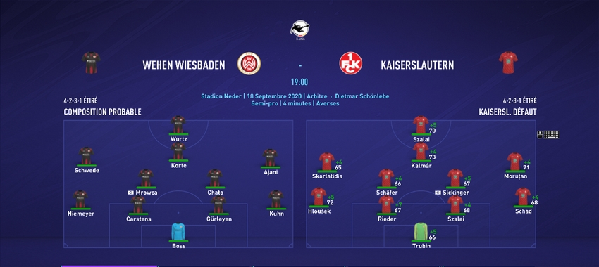 [FIFA 21 - 1.Fc Kaiserslautern] Hungarian Rhapsody  - Page 2 J810