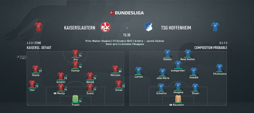[FIFA 21 - 1.Fc Kaiserslautern] Hungarian Rhapsody  - Page 8 J912