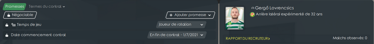 Propositions de contrats - joueurs en fin de contrat Lovren10