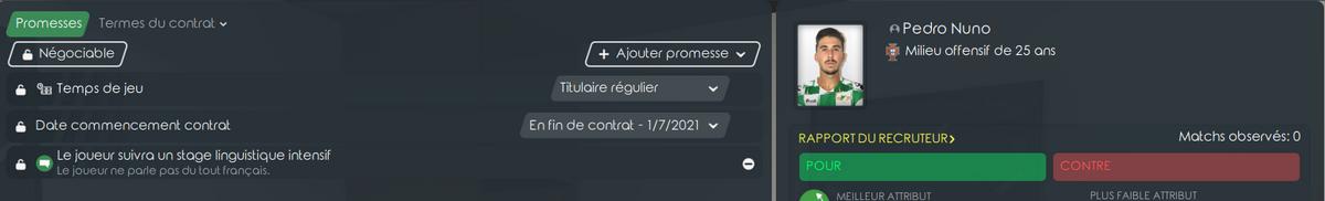 Propositions de contrats - joueurs en fin de contrat Pedro_10