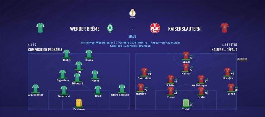 [FIFA 21 - 1.Fc Kaiserslautern] Hungarian Rhapsody  - Page 2 Pok10