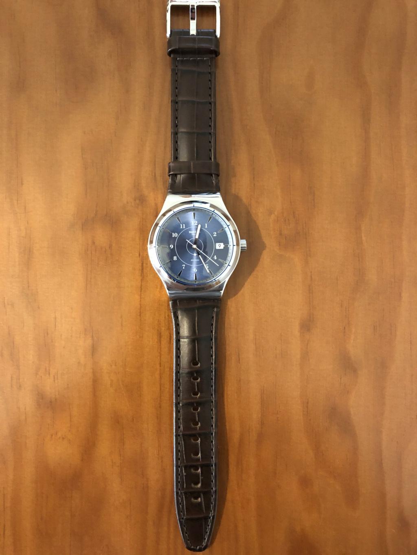 [Vendido] Swatch Sistem51 Fly 211