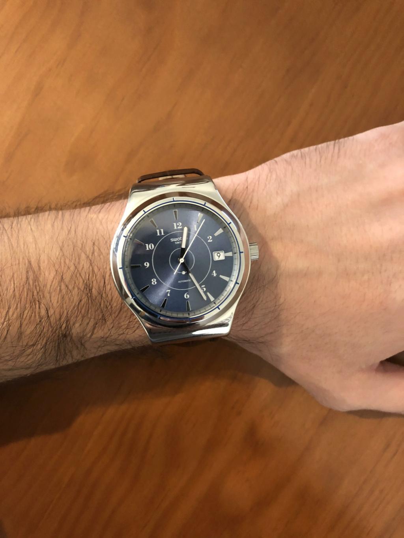 [Vendido] Swatch Sistem51 Fly 511