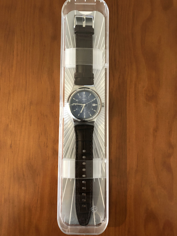 [Vendido] Swatch Sistem51 Fly 812