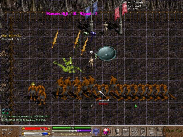 Evitar regenerar npc en evento y monster count Ss_13_11