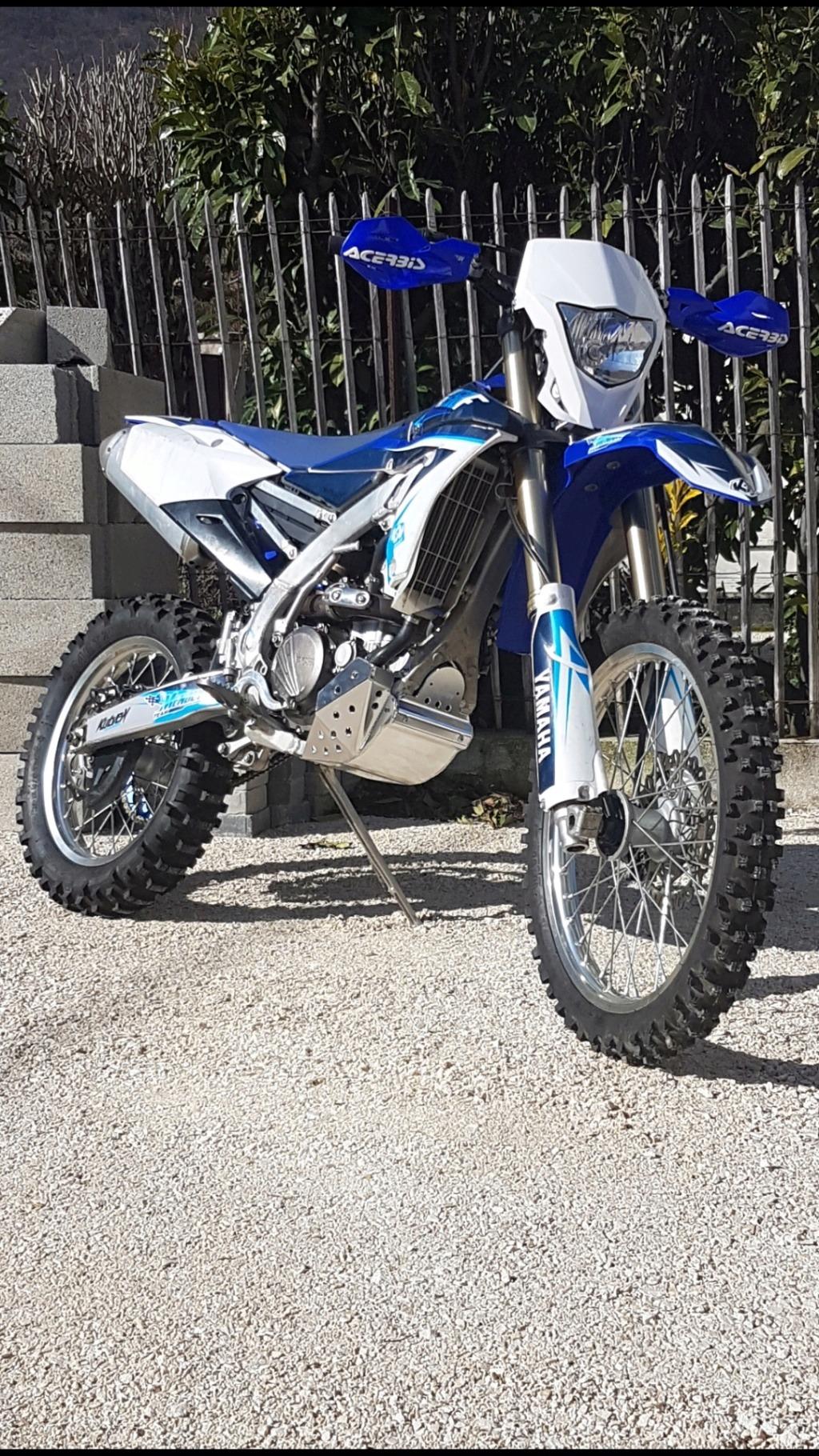 Yamaha 250 wrf 2015 Screen10