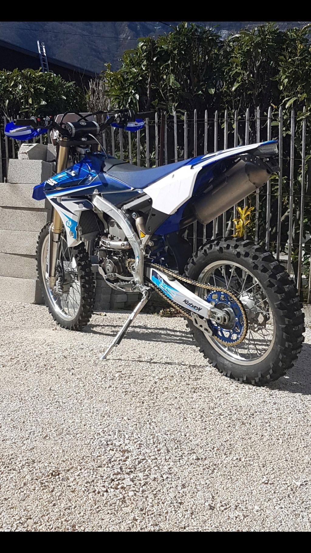 Yamaha 250 wrf 2015 Screen12