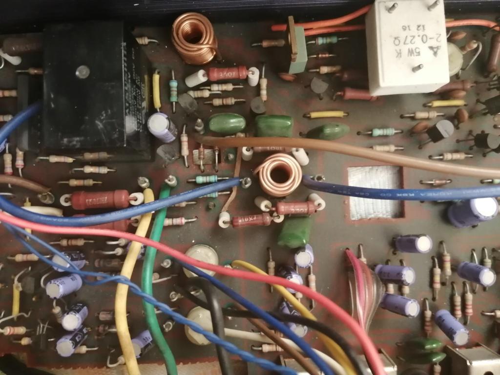 Inkel Ad970 va in protezione un canale se alzo il volume  - Pagina 2 Img_2036