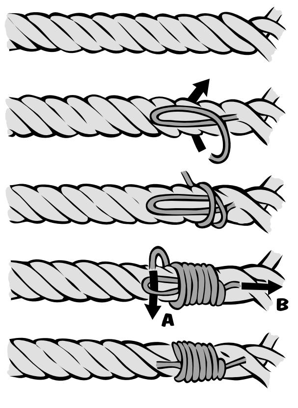 3-mâts barque Pourquoi Pas? - 2) Gréement (Billing Boats 1/75°) de Yves31 - Page 20 Common10