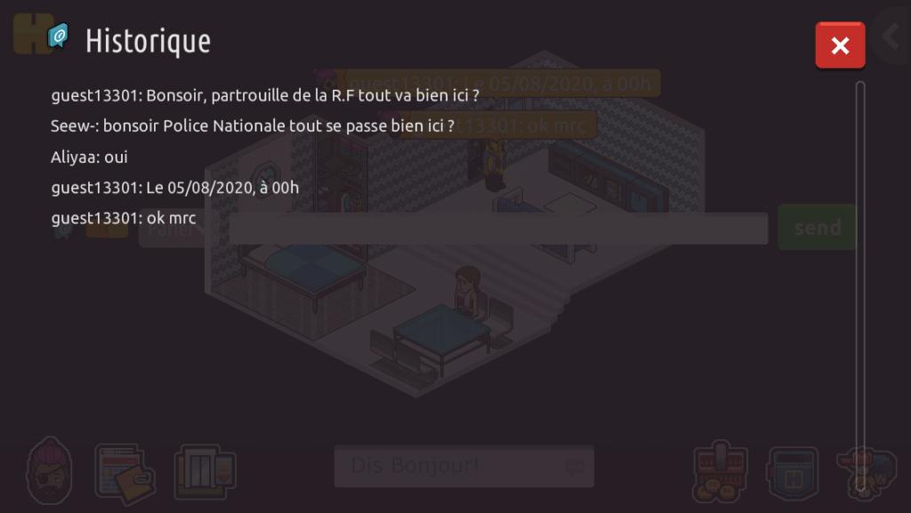 [P.N] Rapport de patrouilles de guest13301 00dd2010