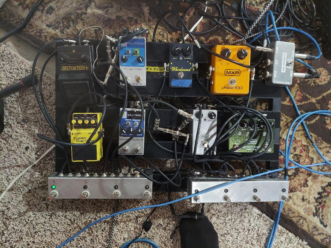 The Rigs Thread - All Apply Guitar, Bass, Key's, Drums, Vocal, PA  My_boa10