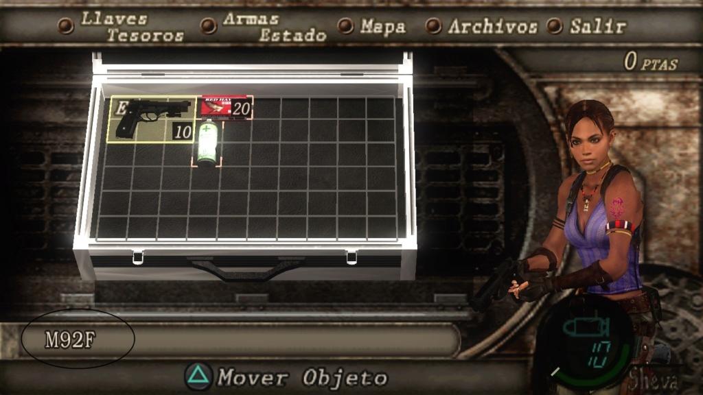 Como renombrar tus armas y objetos de Resident Evil 4 (usando MDT Tool) Nombre11