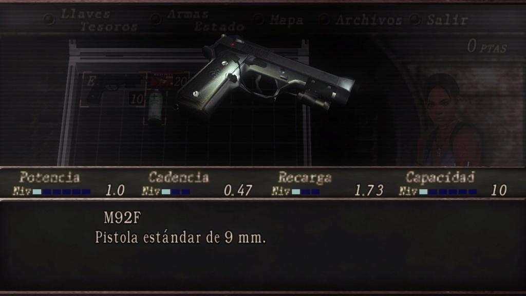 Como renombrar tus armas y objetos de Resident Evil 4 (usando MDT Tool) Nombre12