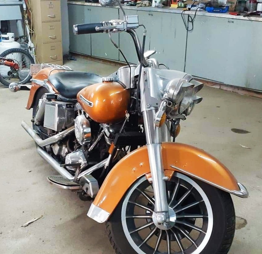 Harley-Nation - Portail 3b7e2a10