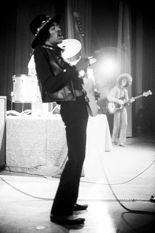 Los Angeles (Ackerman Union Grand Ballroom, UCLA) : 13 février 1968  24007010