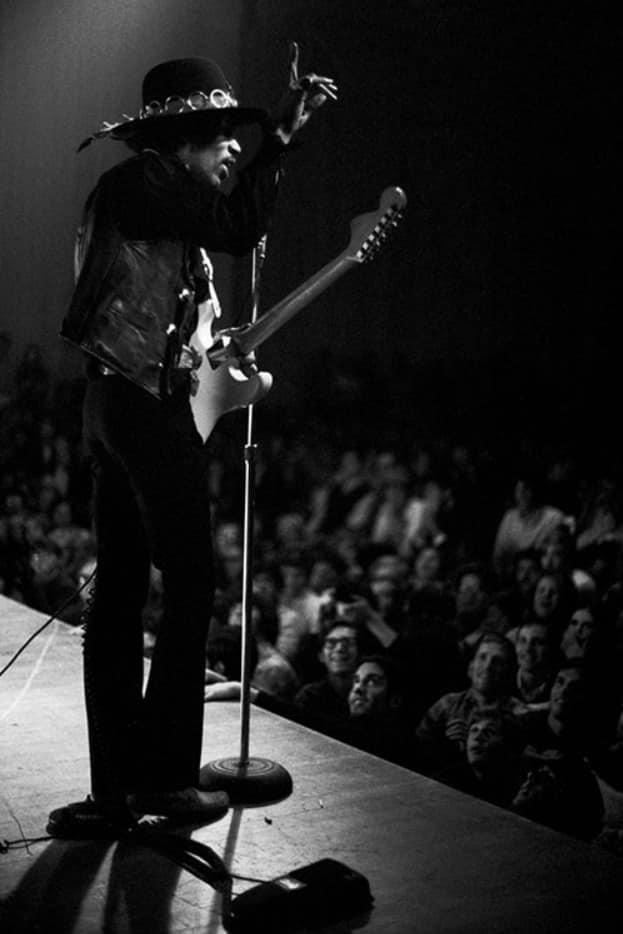 Los Angeles (Ackerman Union Grand Ballroom, UCLA) : 13 février 1968  24010610
