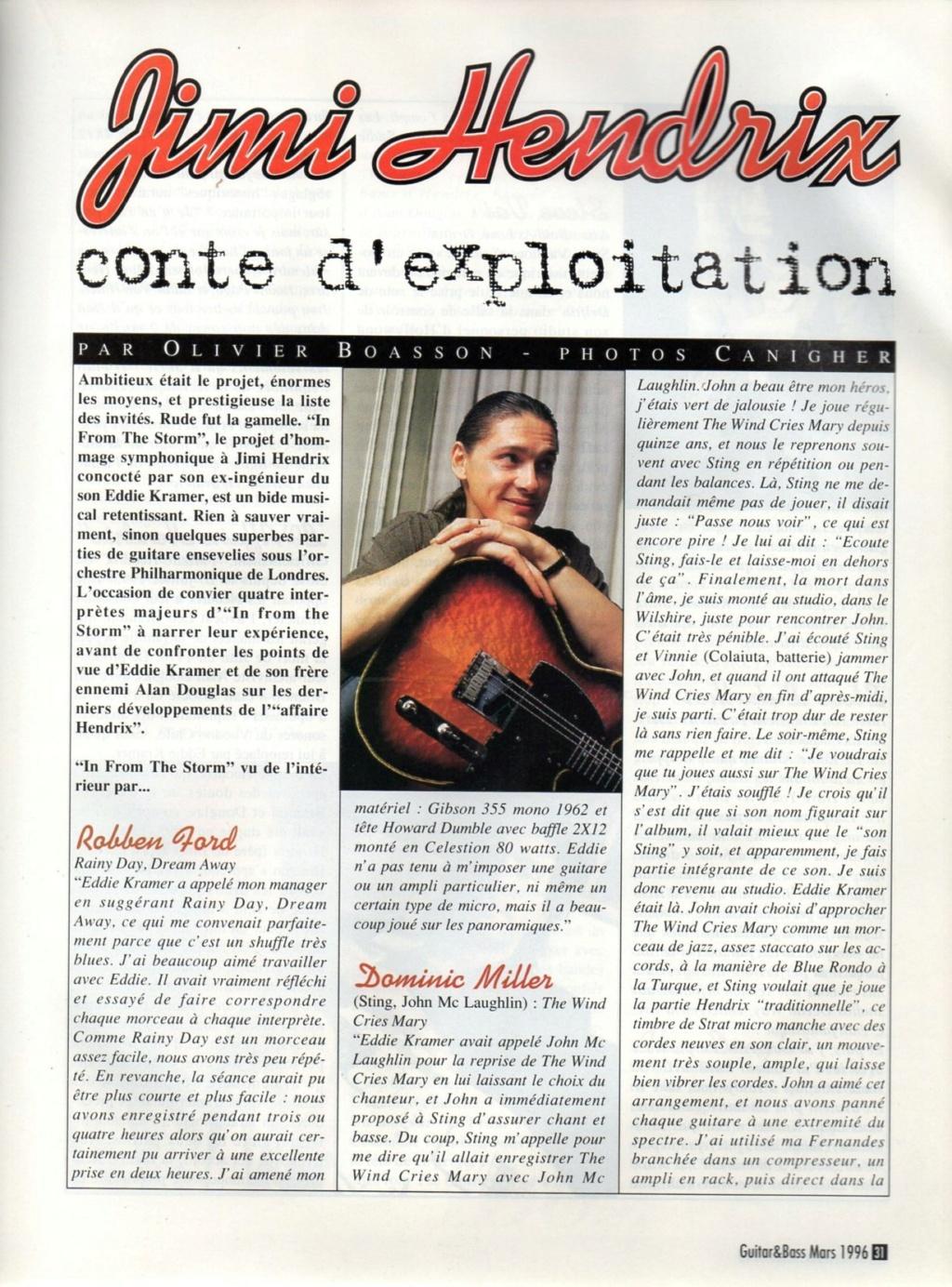 Magazines Français 1989 - 2014 - Page 2 Guitar11