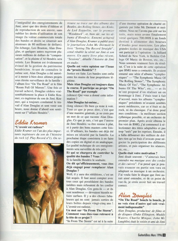 Magazines Français 1989 - 2014 - Page 2 Guitar13