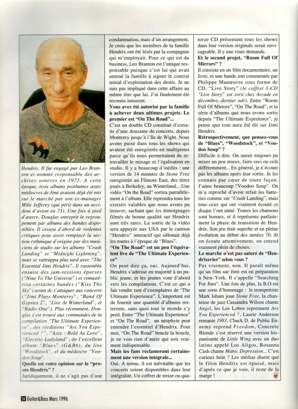 Magazines Français 1989 - 2014 - Page 2 Guitar14
