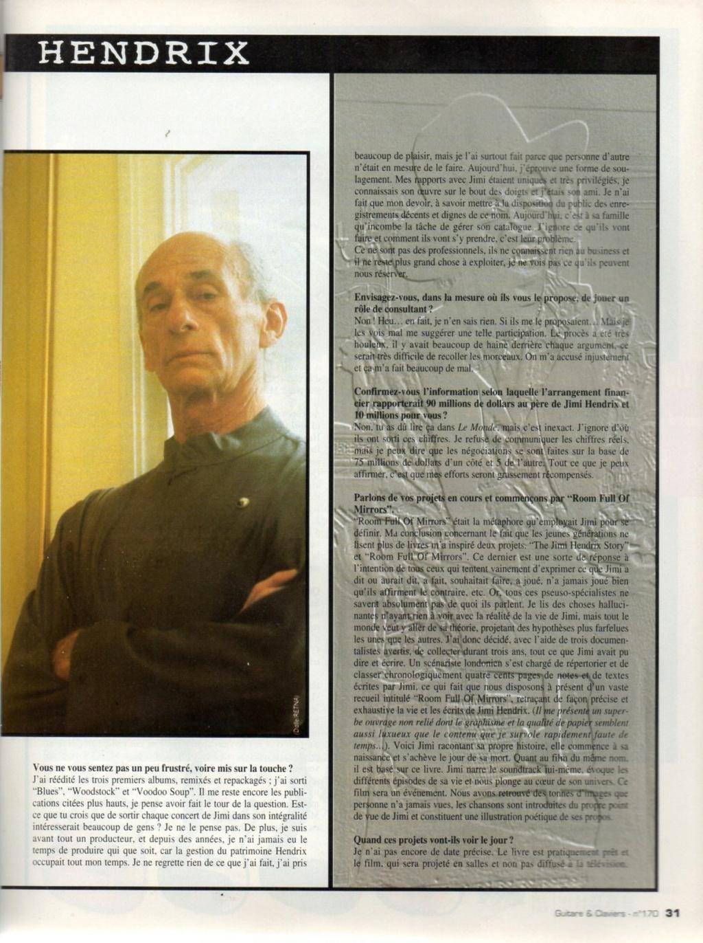 Magazines Français 1989 - 2014 - Page 2 Guitar16