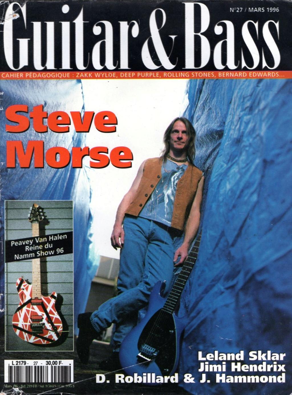 Magazines Français 1989 - 2014 Guitar18