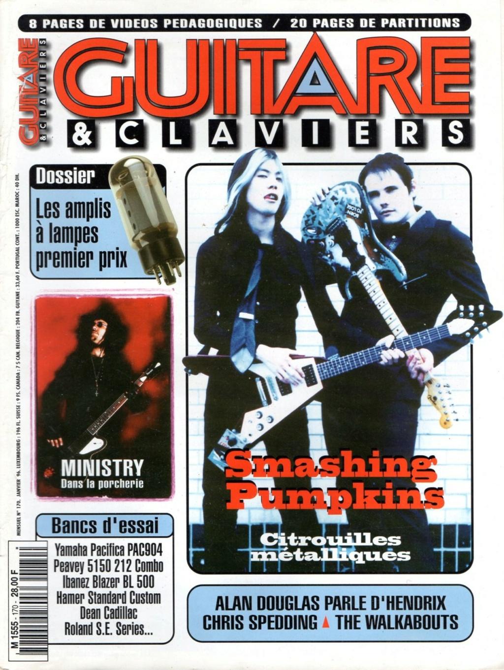 Magazines Français 1989 - 2014 Guitar19