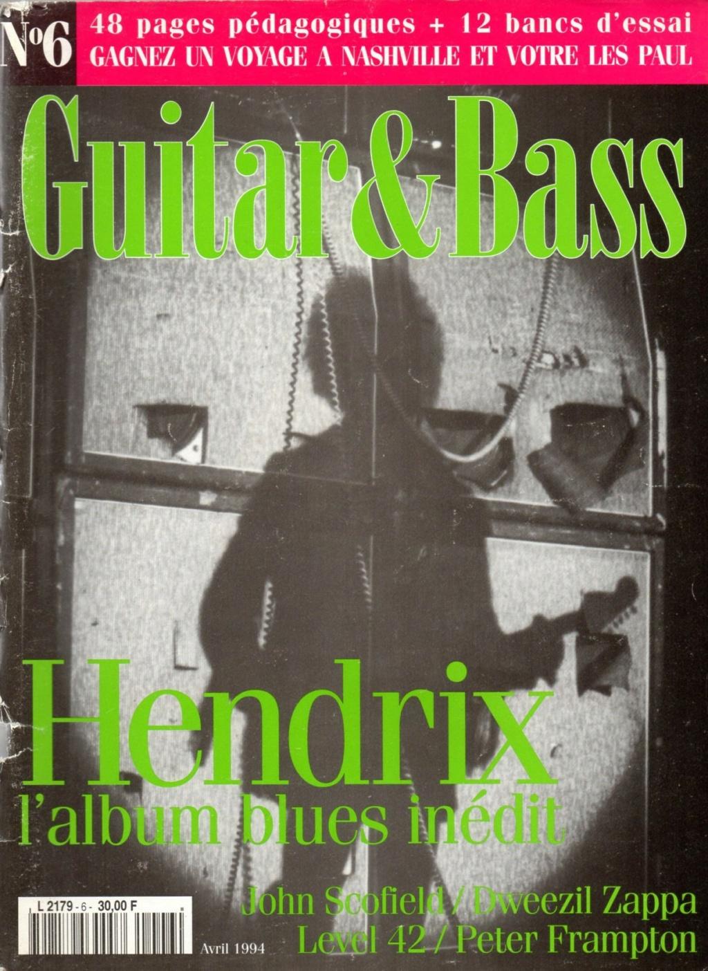 Magazines Français 1989 - 2014 - Page 2 Guitar21