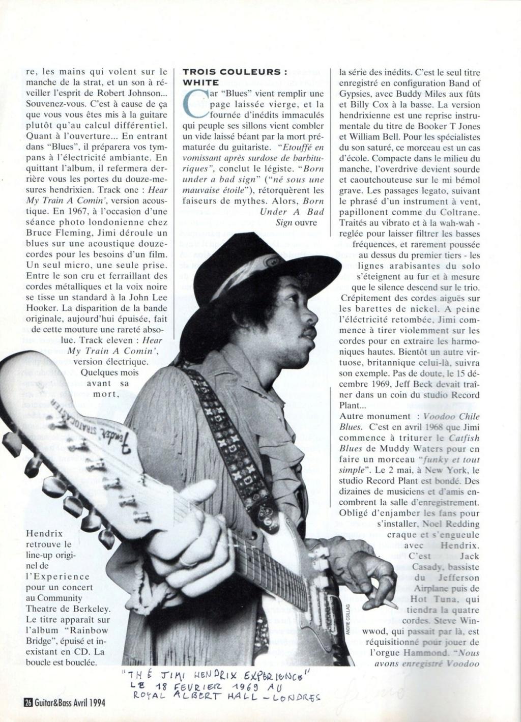 Magazines Français 1989 - 2014 - Page 2 Guitar26